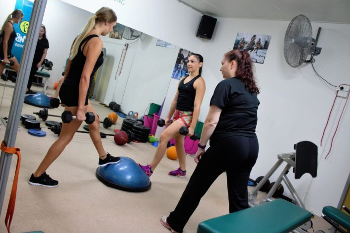 Private Personal Training Sessions North Brisbane